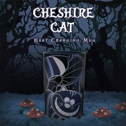 Cheshire Cat Heat Change Mug