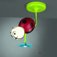 Kico Coccinet Ladybird Ceiling Light