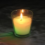 Colour Change Citronella Candle