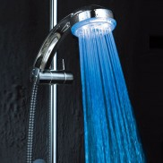 Colour Changing Shower
