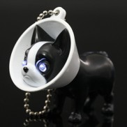 Cone of Shame LED Keyring Torch