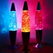 Cosmic Glitter Lamp