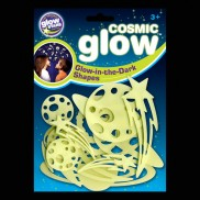 Cosmic Glow Galaxy
