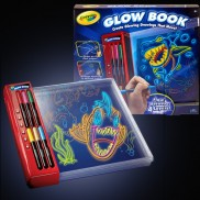 Crayola Glow Book