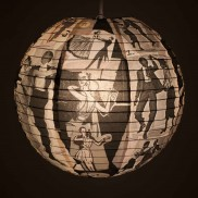 Dance Paper Lantern