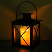 Dancing Flame Candle Lantern