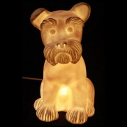 Diego Dog Lamp