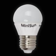 E27 LED 4W Golfball Bulb