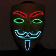 El Wire Mens Face Mask