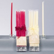 Elegant Taper Dinner Candles