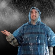 Emergency Adult Poncho