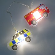 Emergency Vehicle Stringlights