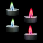 Faerie Flame Tealight Candles (6 Pack)