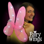 Flashing Fairy Wings Wholesale