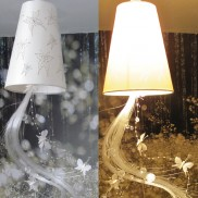 Firefly Fibre Optic Lampshade