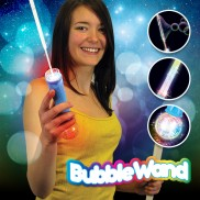 Flashing Bubble Wand Wholesale