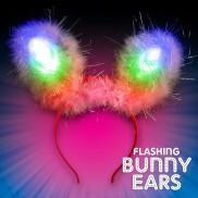 Wholesale Flashing Bunny Ears