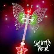Wholesale flashing for Butterfly wands wholesale