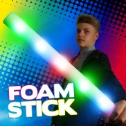 Flashing Foam Stick Wholesale