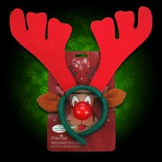 Flashing Reindeer Set Wholesale