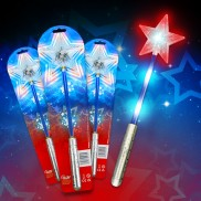 Flashing Star Wand Wholesale