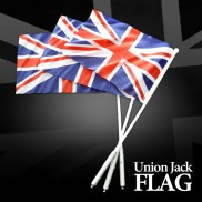 Wholesale Flashing Flags - Union Jack