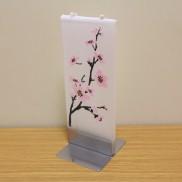 Flatyz Pink Tree Candle