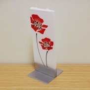 Flatyz Poppies Candle