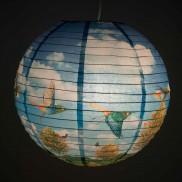 Flight Paper Lantern