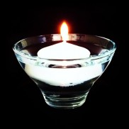 Floating Candle Bowl