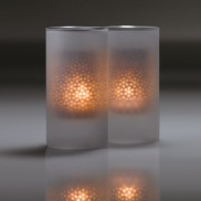 Fuzz Tealight Holders