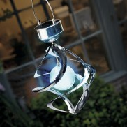 Galaxy Wind Spinner Solar Light