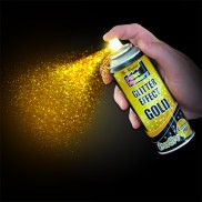 Glitter Effect Spray Paint