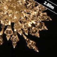 Glitzy Crystal String Lights