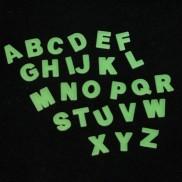 Glow Alphabet Letters