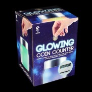 Glowing Coin Counter