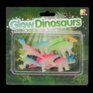 Glow Dinosaur Toys