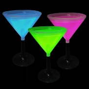 Glow Martini Cup
