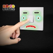 Monster Mood Glow Stickers