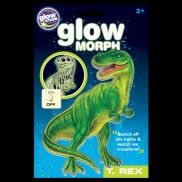 Glow Morph Sticker