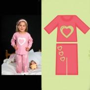 Glow Pyjamas Heart