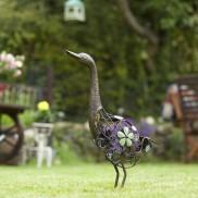 Glow Standing Garden Duck