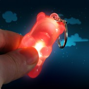 Gummy Bear Keyring