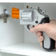 Gun Power Screwdriver