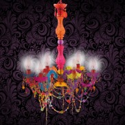Large Gypsy Chandelier