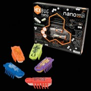 Glow in the Dark Hexbug Nano &amp; Glow Habitat Set