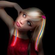 Hot Hair Light Up Extensions