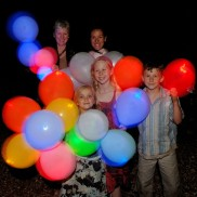 Light Up Balloons - Illoom Balloons (15 Pack)