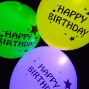 Illoom Light Up Occasion Balloons (5 Pack)