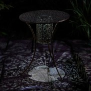 Illumina Silhouette Lit Table